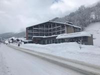 Hotel Sardona, Hotel - Elm
