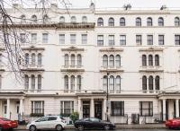 Kensington Gardens Hotel, Hotely - Londýn