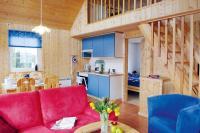 Regenbogen Ferienanlage - skandinavisches Ferienhaus - [#69255], Holiday homes - Boltenhagen