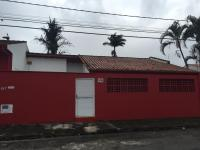 com piscina para 8 no itaguá, Дома для отпуска - Убатуба