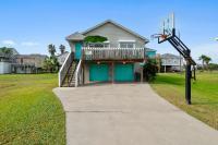 Mermaid Cove Home, Dovolenkové domy - Galveston