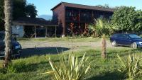BLACK-HOUSE, Vendégházak - Picunda