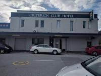Criterion Club Hotel - Central Otago, South Island, New Zealand