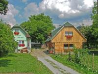 Penzion a drevenica pri Hati, Pensionen - Terchová