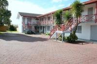 Burgundy Rose Motel - Whangarei, North Island, New Zealand