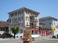 Hotel Engel, Fogadók - Emmetten