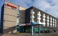 noclegi Hampton by Hilton Gdansk Airport Gdańsk