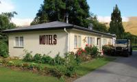 Burkes Pass Accommodation - Fairlie, South Island, New Zealand