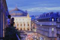 Edouard 7 Paris Opéra - Paris, , France