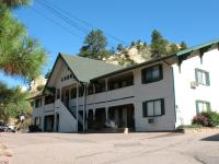 Coyote Motel, Motely - Black Hawk