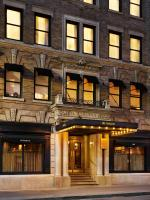 The Marlton Hotel, Hotely - New York