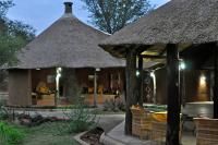 Munga Eco-Lodge, Kunyhók - Livingstone