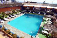 Hotel Pacifico, Hotely - Algarrobo