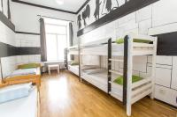1 ágy 8 ágyas, vegyes hálóteremben (Single Bed in 8-Bed Mixed Dormitory Room)