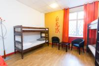 6 베드 도미토리 (혼성) (Single Bed in 6-Bed Mixed Dormitory Room)