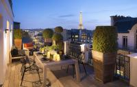 Hotel Marignan Champs-Elysées - Paris, , France