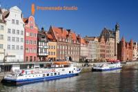 noclegi Promenada Studio Gdańsk