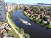 Penthouse Cardiff Bay