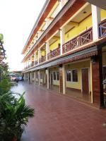 Jennida Guesthouse, Hajók - Muangphonszavan