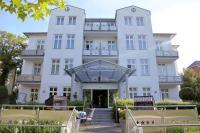 Aparthotel Seeschlösschen, Apartmanok - Zinnowitz