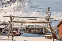 Mary-Ann's Polarrigg, Penziony - Longyearbyen