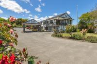 Kingswood Manor Motel - Whangarei, North Island, New Zealand