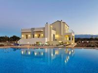 Apartment Cretan View.1 - Stavros, , Greece