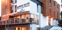 noclegi Hotel Amber Suite Enklawa dla Dorosłych Międzywodzie