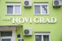 Sobe Novi grad, Vendégházak - Eszék