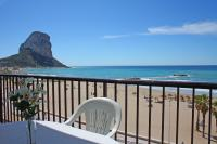 Holiday Apartment Calpe Playa, Apartments - Calpe