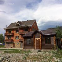Zeleny Bereg Guest House, Гостевые дома - Никитино