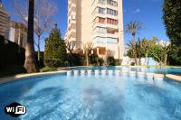 Holiday Apartment Penyasol, Apartments - Calpe
