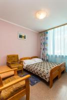 Baza otdykha Usinskaya, Hotely - Orekhovka