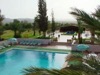 Le Zat, Hotels - Ouarzazate