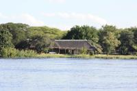 The Big 5 Chobe Lodge, Kunyhók - Kasane