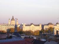 Panorama Danubius Apartment, Appartamenti - Budapest