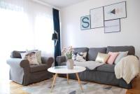 noclegi Sopot Swan Apartment Sopot