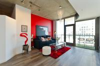 Popular DTLA Designer Suite With Massive Views, Ferienwohnungen - Los Angeles