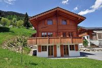 Aussicht, Alpesi faházak - Fiesch