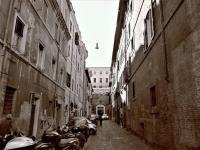 San Pietro, Apartmány - Řím