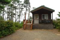 Pacific City Camping Resort Cabin 6, Holiday parks - Cloverdale