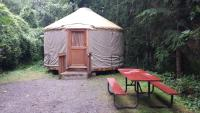 Pacific City Camping Resort Yurt 10, Üdülőparkok - Cloverdale