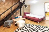Flat at Dohany, Apartments - Budapest
