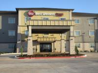 Best Western Plus Lonestar Inn & Suites, Hotely - Colorado City