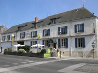 Logis Hostellerie Du Cheval Blanc, Szállodák - Sainte-Maure-de-Touraine