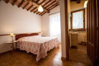 Borgo Santa Cristina, Venkovské domy - Castel Giorgio