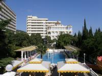 Marat Park Hotel, Hotely - Haspra