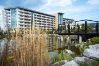 noclegi Apartament z widokiem na morze w Hotelu Arka Kołobrzeg
