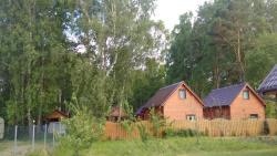 noclegi Dębki Domki na Lesnej Polanie