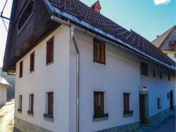 Studio Holiday Home in Bohinjska Bistrica
